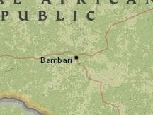 Average Weather in Bambari Central African Republic Year Round