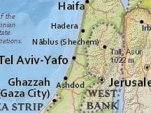 Average Weather In Ramat Gan Israel Year Round Weather Spark - Ramat gan map