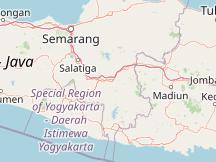Durchschnittswetter in Surakarta, Indonesien das ganze Jahr ...