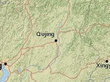 Average Weather In August In Qujing China Weather Spark - Qujing map