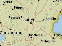 Average Weather In Linyi China Year Round Weather Spark - Linyi map