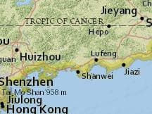 Average Weather In Haicheng China Year Round Weather Spark - Haicheng map