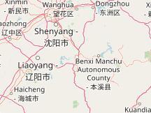 Average Weather In Benxi China Year Round Weather Spark - Benxi map