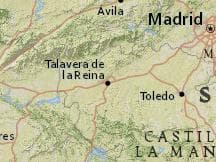 Talavera Dela Reina Mapa.Average Weather In Talavera De La Reina Spain Year Round