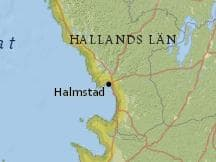 Average Weather In August In Halmstad Sweden Weather Spark - Sweden map halmstad