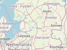 Giethoorn Karte.Durchschnittswetter In Giethoorn Niederlande Das Ganze Jahr