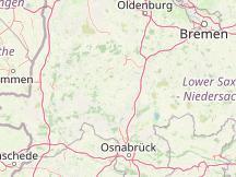 Average Weather In September In Quakenbrück Germany Weather Spark - Quakenbruck germany map