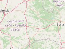 Peñaranda De Duero Mapa.Clima Promedio En Penaranda De Duero Espana Durante Todo