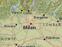 Average Weather in Milan, Italy, Year Round - Weather Spark