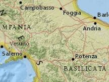 Calitri Italy Map.Average Weather In October In Calitri Italy Weather Spark