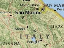 Anghiari Italy Map.Average Weather In July In Anghiari Italy Weather Spark