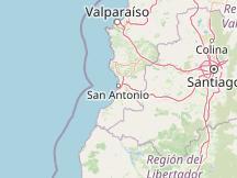 Average Weather in San Antonio, Chile, Year Round - Weather
