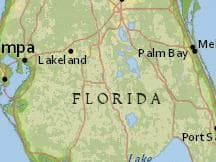 Frost Proof Florida Map.Average Weather In Frostproof Florida United States Year Round