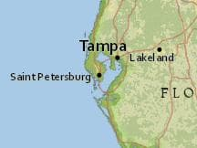 Average Weather in St  Petersburg, Florida, United States