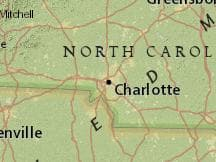 noaa weather charlotte nc