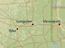 Average Weather in Longview, Texas, United States, Year