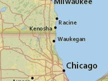 Average Weather in Waukegan Illinois United States Year Round