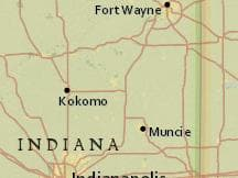 Gas City Indiana Map.Average Weather In Gas City Indiana United States Year Round