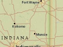 Upland Indiana Map.Average Weather In August In Upland Indiana United States