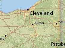 Average Weather in Akron, Ohio, United States, Year Round