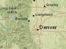 Durchschnittswetter am Rocky Mountain Metropolitan Airport ...