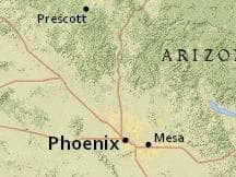 Average Weather In Anthem Arizona United States Year Round
