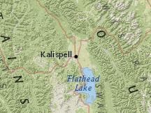 Average Weather in Kalispell, Montana, United States, Year