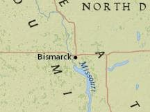 Average Weather in Bismarck North Dakota United States Year Round