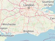 Map Of England Gatwick.Average Weather At London Gatwick Airport United Kingdom Year