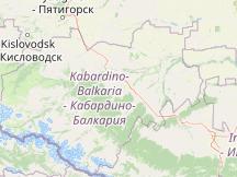 Average Weather At Nalchik Airport Russia Year Round Weather Spark - Nalchik map