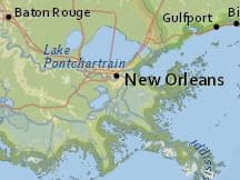 New Orleans Naval Air Station