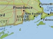 Average Weather in May in Newport East, Rhode Island, United